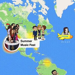 How to micro-manage Snapchat's Snap Map feature with Ghost Mode