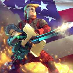 Picture from Gameloft to bring President Donald Trump to Gangstar New Orleans mobile game