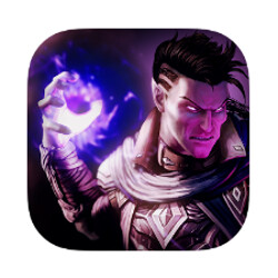 Picture from Pre-register for The Elder Scrolls: Legends at Google Play Store and get a free legendary card