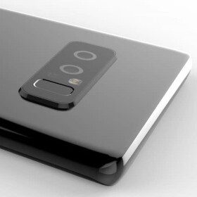 Samsung Galaxy Note 8 allegedly appears in renders