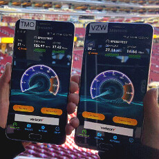 Price and coverage beat unlimited offers, says study, as Verizon and T-Mobile top the LTE charts