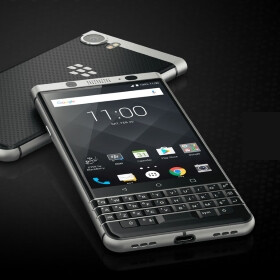 Two new BlackBerry phones are allegedly being worked on
