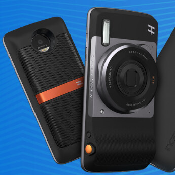 Deal: Select Motorola Moto Mods are available for 30% off (limited time offer)