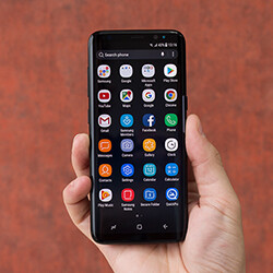 Samsung Galaxy S8 launcher update promises to fix the lag, doesn't