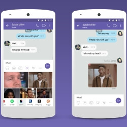 Viber adds Chat Extensions for YouTube, Spotify, Booking, GIPHY, and more - get it all done within the chat