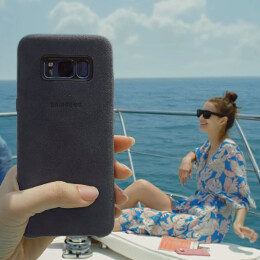 New Samsung video promotes select Galaxy S8 and S8+ protective cases