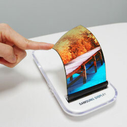 Samsung Display was still the top smartphone display seller in the world in Q1, as the industry expanded by 35%