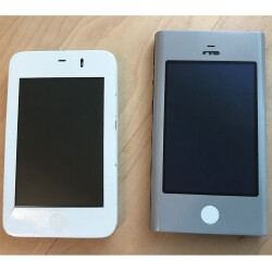 The original iPhone didn't always look so good, as these early prototypes show