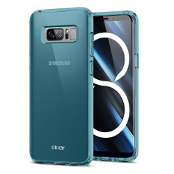 Samsung Galaxy Note 8 cases available for pre-order reveal larger Infinity Display and rear scanner