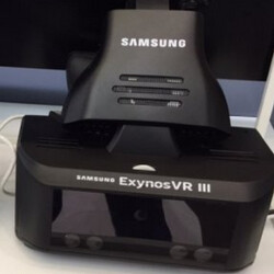 Details of Samsung's stand-alone VR headset prototype are made public