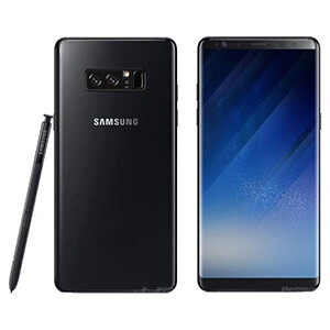 This new concept render shows us the Galaxy Note 8 in its full glory, S Pen and all