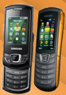 Samsung Monte Slider E2550 & Monte Bar C3200 expected at MWC