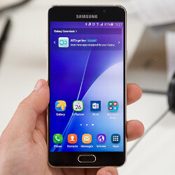 Samsung Galaxy A5 (2016) starts getting Android 7 0 Nougat