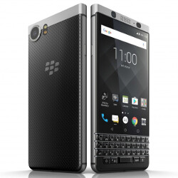 New BlackBerry KEYone models with an improved screen adhesive are arriving at retailers and carriers