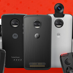 Moto Z2 with Moto Mods surfaces on official Chinese Moto site; phone to be unveiled July 25th
