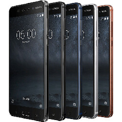 Chinese version of Nokia 6 (TA-1000) gets official support for Google services