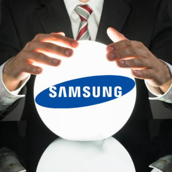 Samsung cautious of the future despite huge profits