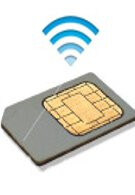 SIM cards with built in Wi-Fi not too far off from the near future?