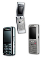 BenQ unveils first BenQ-Siemens cellphones