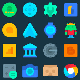 Customization extravaganza: Best new Android icon packs (July 2017)