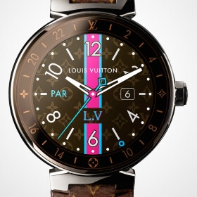 Louis Vuitton wants to sell you an Android Wear 2.0 watch for $3,000