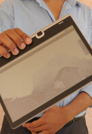Eve of Adam debut and Android flavored iPad killer has video