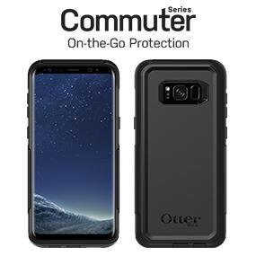 Need a great case for your Galaxy S8 The OtterBox