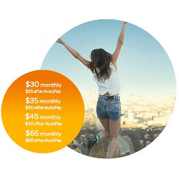 AT&T Prepaid (formerly GoPhone) launches with 2 months of free service