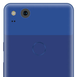 If the Google Pixel XL 2017 will have silver and blue versions, here's what they could look like