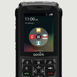 Verizon Launches Its First Ultra Rugged 4g Lte Basic Handset The Sonim Xp5
