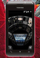 Toshiba TG02 and K01 are powerful smartphones based on Windows Mobile 6.5