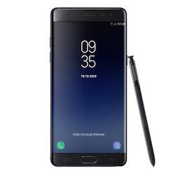 Samsung Galaxy Note Fan Edition teardown reveals a new, smaller-sized battery