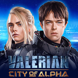 Sci-fi movie Valerian gets its official mobile game for Android and iOS
