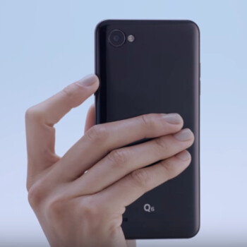 Don't blame us if you're drooling after watching this official new product video for the LG Q6