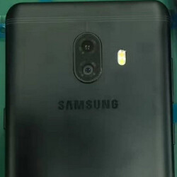 Live images of the Samsung Galaxy C10 surface