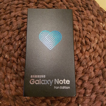 Samsung Galaxy Note Fan Edition: Unboxing and impressions