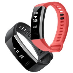 Huawei Band 2 and Band 2 Pro unveiled with heartbeat tracking and oxygen measuring