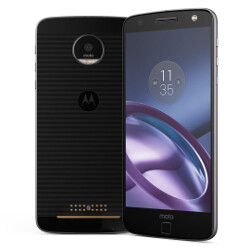Moto Z finally gets updated to Android 7.1.1