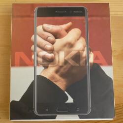 Nokia 6 unboxing (US version)