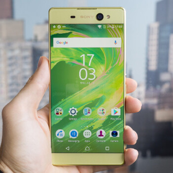 Picture from Deal: 6-inch screen, 21.5MP camera. The Sony Xperia XA Ultra is now up for $199, save 20%