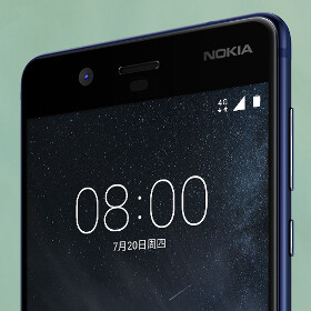 Picture from Nokia 8 was apparently listed on an official Nokia website (but not for long)