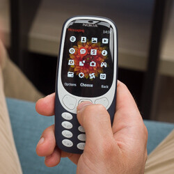 Picture from Watch the new Nokia 3310 pass a harsh durability test