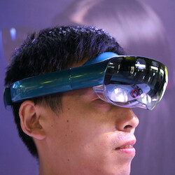 Lenovo reveals concepts for a standalone AR headset, a smart speaker-projector and an own AI assistant
