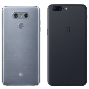 Poll: same price, different beasts – would you buy the LG G6 or OnePlus 5?