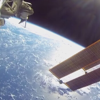 Google Street View now lets users take a trip into space aboard the ISS