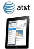 3G version of the iPad will be sold at AT&T stores?