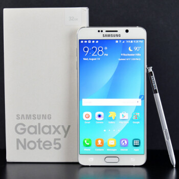 July 2017 security update starts rolling out to T-Mobile's Samsung Galaxy Note 5