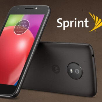 Motorola Moto E4 now available at Sprint and Boost Mobile