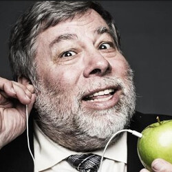 Wozniak says the iPhone sells well despite its price because it is a safe bet