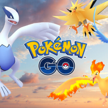 Two legendary Pokemon now available for GO trainers, two more coming soon